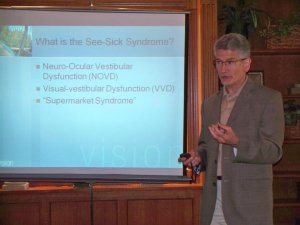 The See Sick Syndrome When Visual Dysfunction Causes