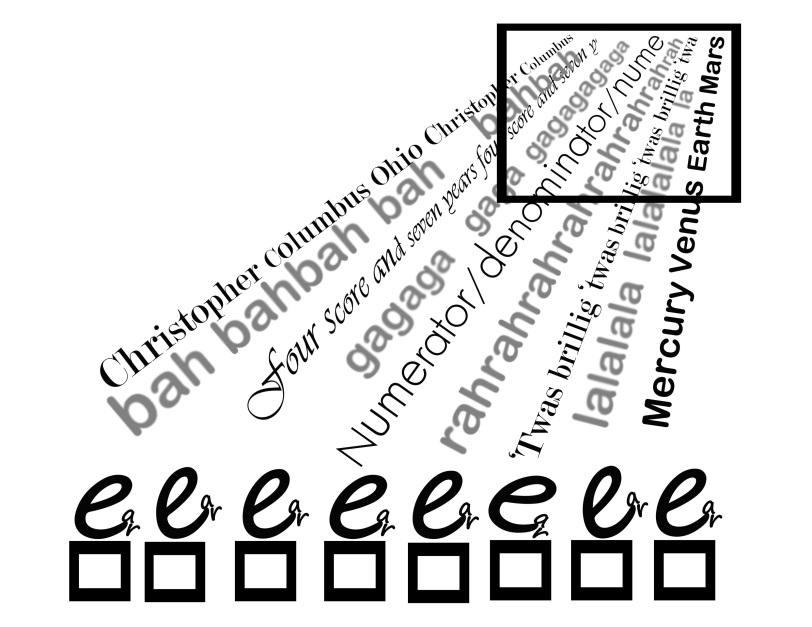 A Clue to Dyslexia Through Poetry