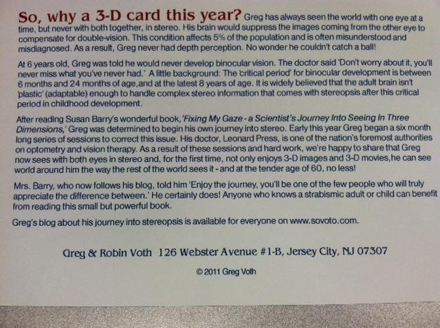 Voth Card