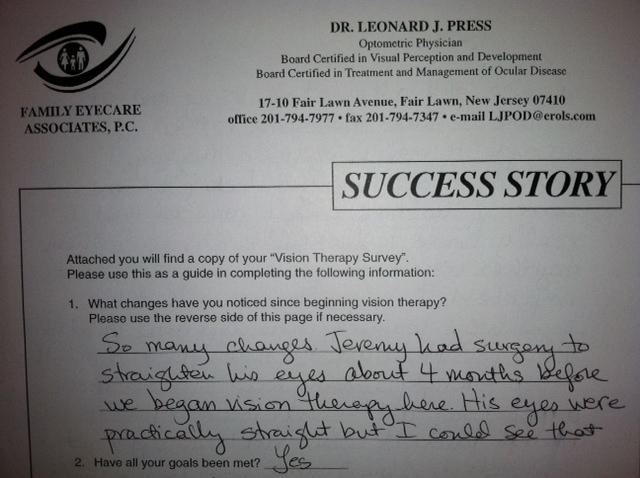 Success Story 1