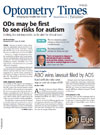 Optometry Times Cover