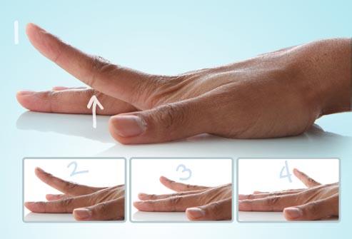 Finger Lift