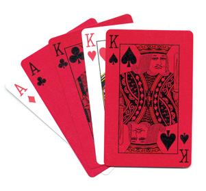 Sherman Cards
