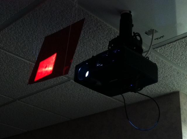 MFBF - NVR Projector