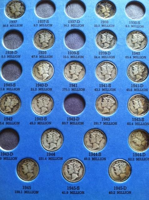 Coins - Dimes