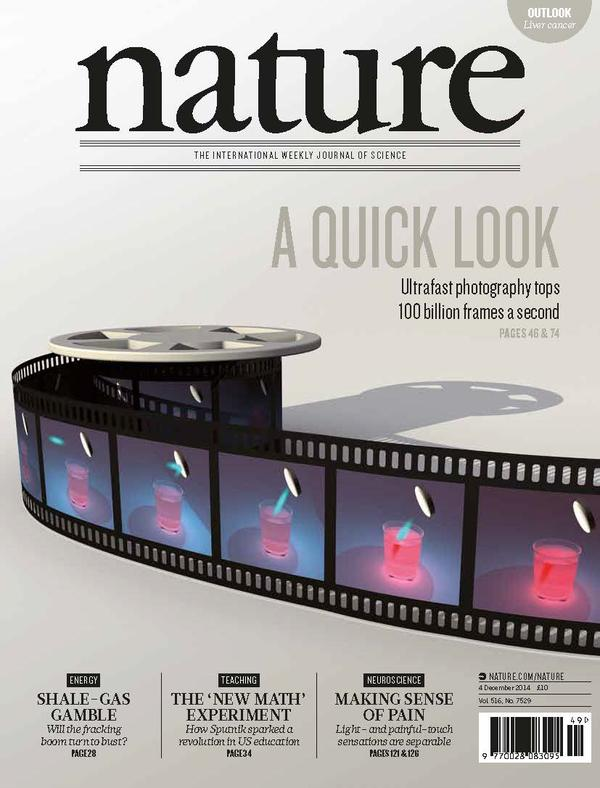 Nature - Cover - Ultrafast