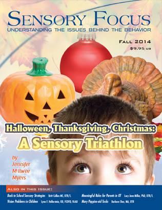 Sensory Focus Cover