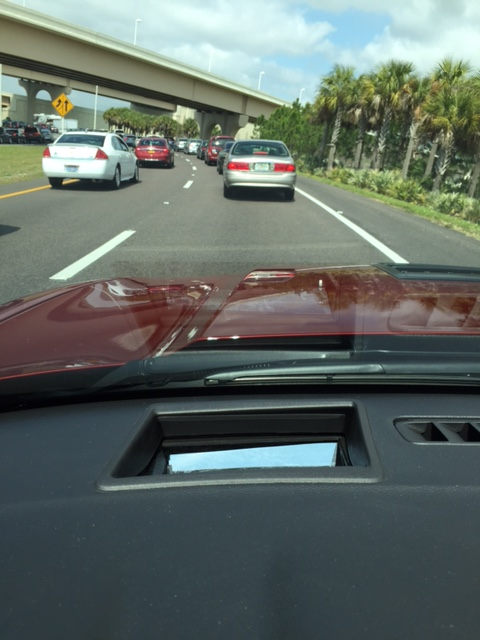 HUD Car Display