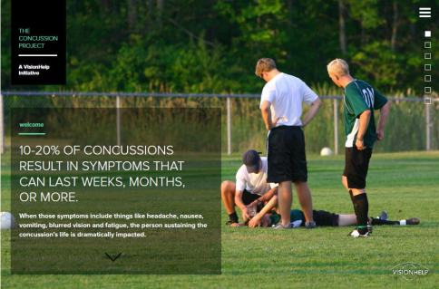 VisionHelp Concussion Initiative