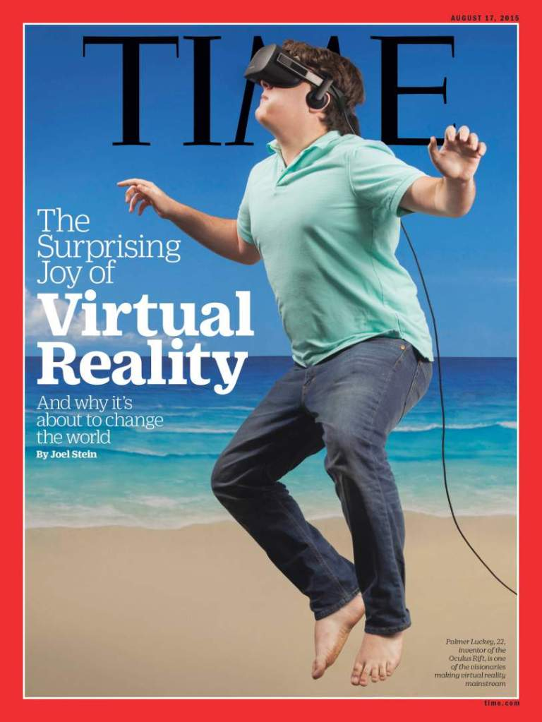 Time VR Cover