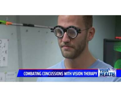 Fox News Vision and Concussion