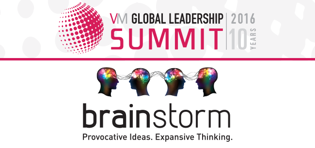 Global Summit Brainstorm Logo