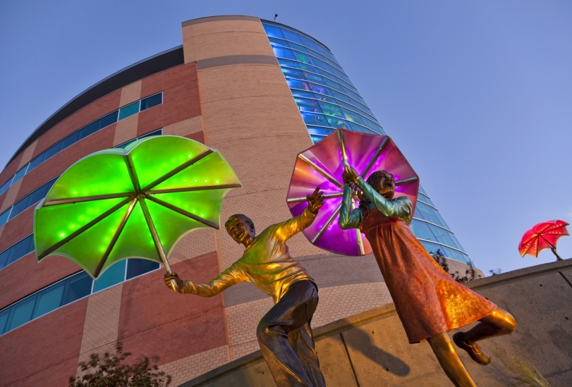 Children's Hospital Umbrellas