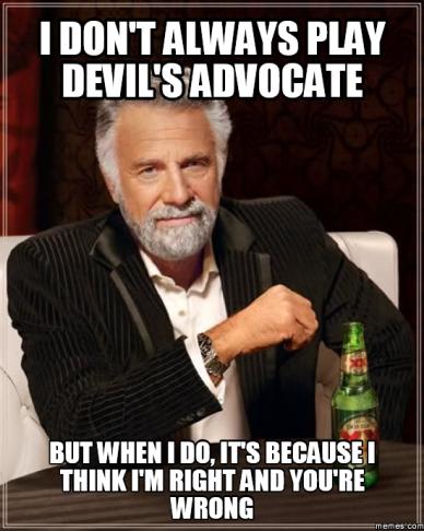 Devil Advocate