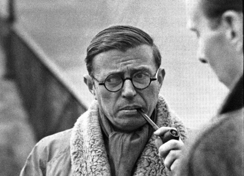 Sartre Exotropia