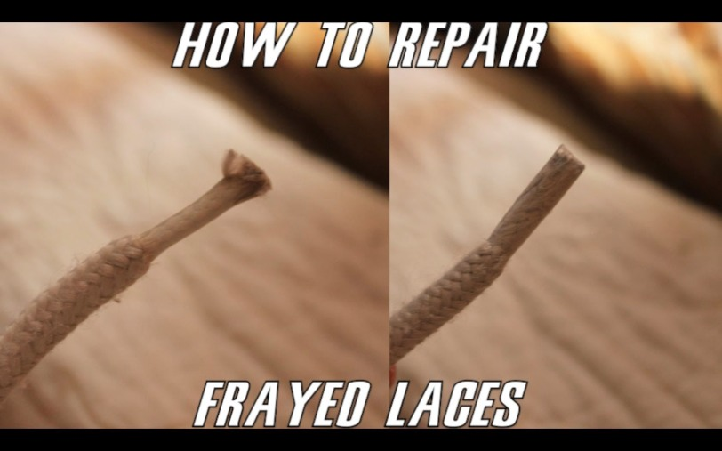 frayed-laces