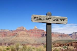 plateau-point