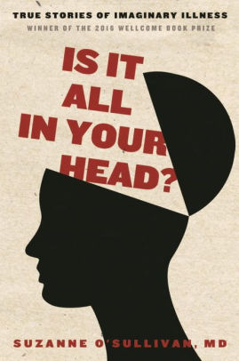 Is It All In Your Head - Cover