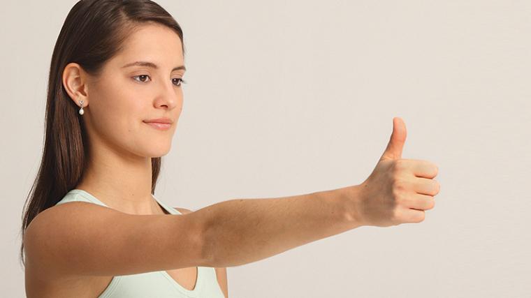 thumb rotations