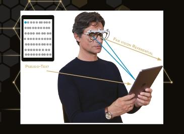 Near Vision Behavior