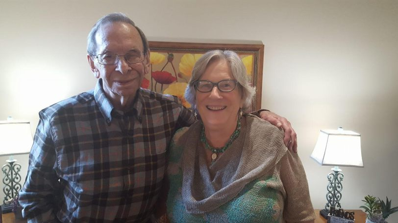 Irwin Suchoff & Patty Lemer