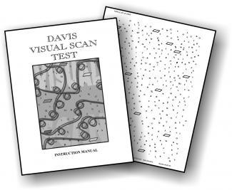 Davis Visual Scan Test