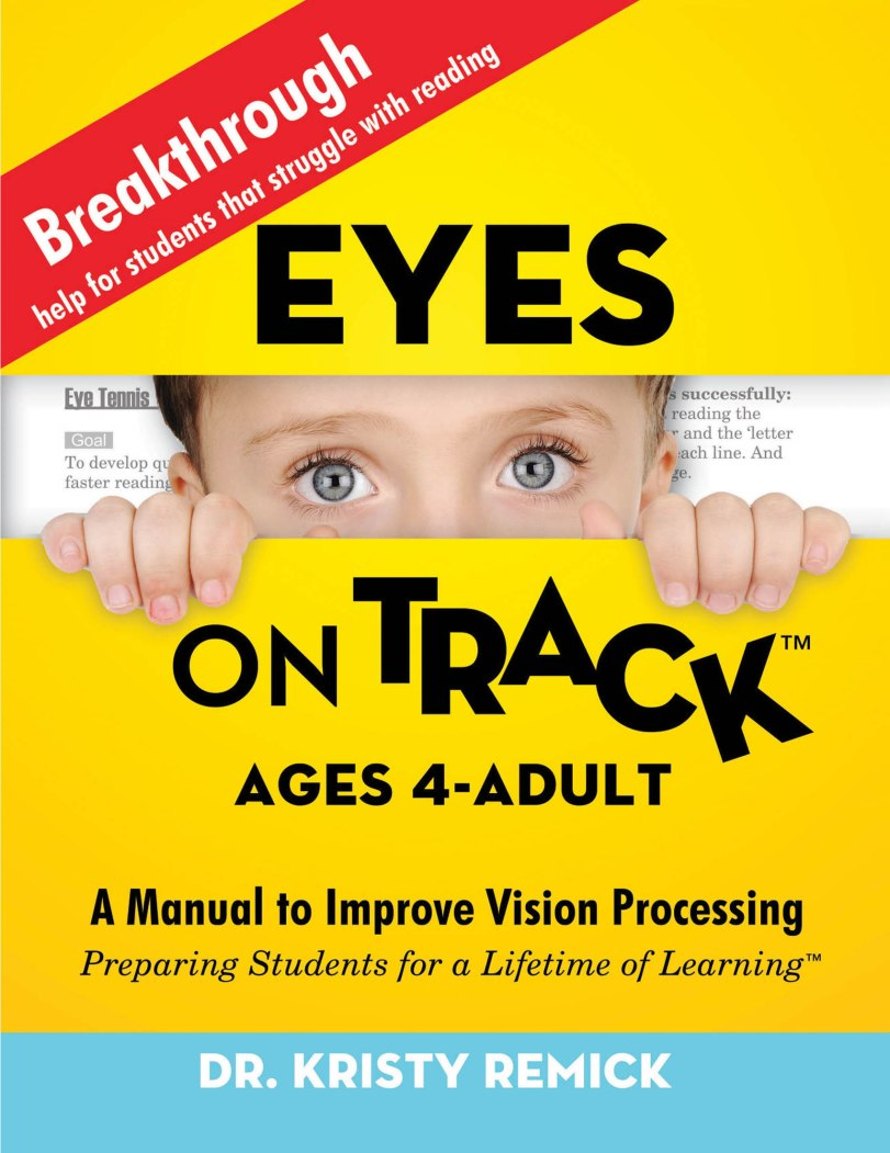 Eyes on Track new Cover