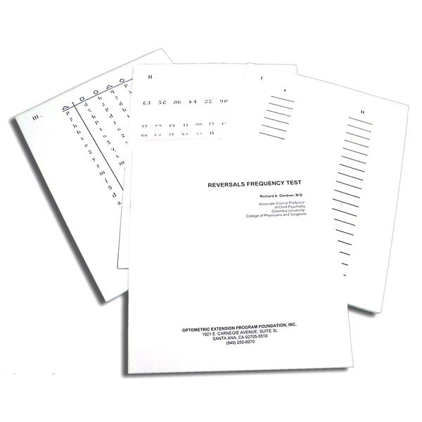 Gardner Reversals Frequency Test