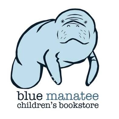 blue manatee bookstore
