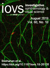IOVS Cover August